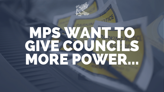 MPs Want to Let Councils Have More Power to Fine Drivers