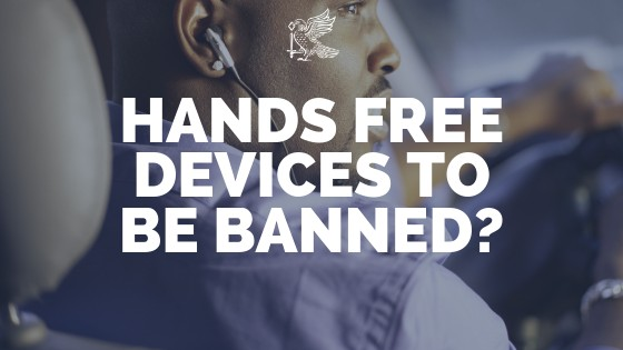 Hands-Free Ban?