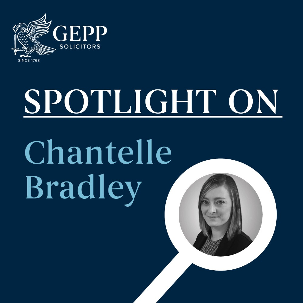 Spotlight: Chantelle Bradley