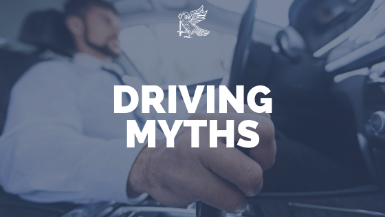 Driving Myths: What Can I Do While Driving?