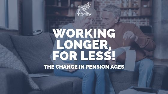 Working Longer, For Less: The Change In Pension Ages
