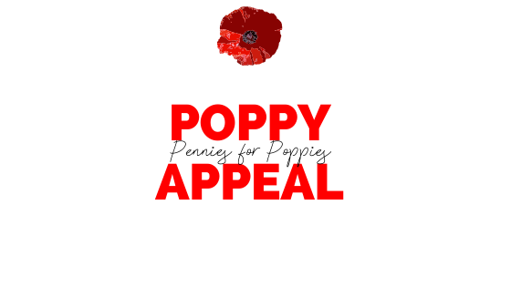 Pennies For Poppies